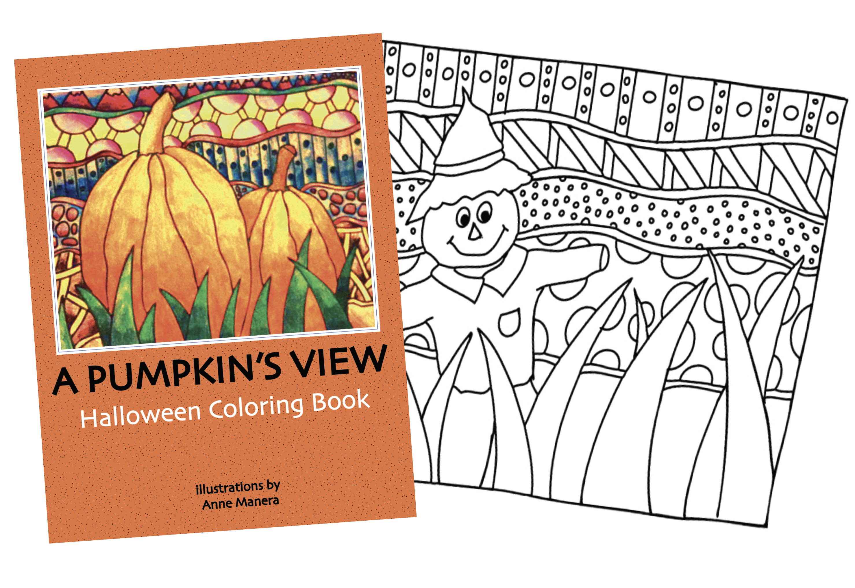 Scarecrow Coloring Pages Graveyard | www.topsimages.com